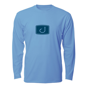 Image of Truly Iconic AVIDry L/S - Light Blue