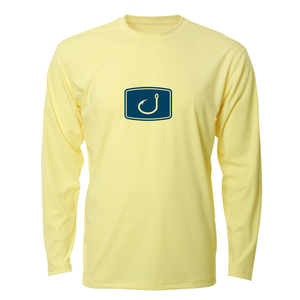 Image of Truly Iconic AVIDry L/S - Yellow