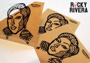 Image of Rocky Rivera POP KILLER Stickers (3-pack)