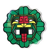 Image of RISE QUETZALCOATL STICKER