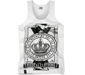 Image of The White Kings & Queens of the Party Scene Vest