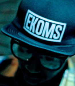 Image of Ekoms Snapback