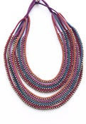Image of Multi Massai necklace