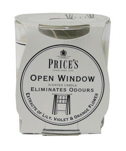 Image of Open Window Candle - Jar