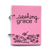 Image of {Seeking Grace} – Prayer Journal