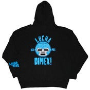 Image of  LUCHA DIMEX HOODIE