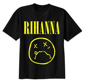 Image of RiRi :( T-shirt