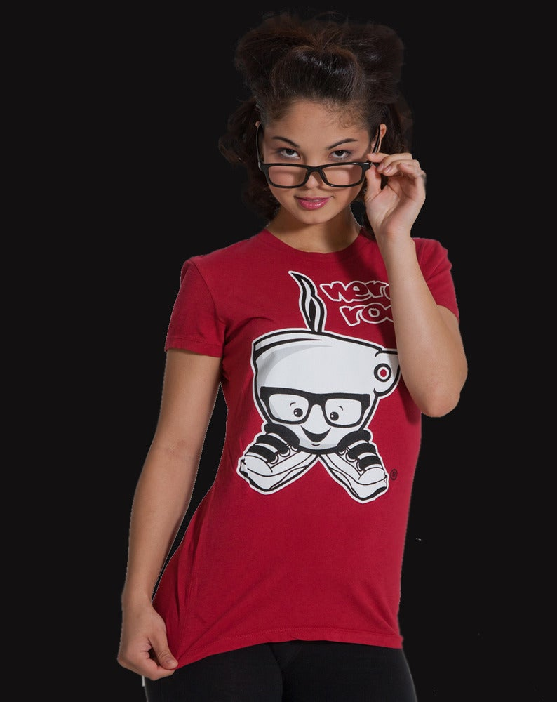 Image of Nerds Rock Javashirt: Javaboi Girls