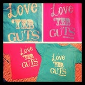 "Image of Toddlers ""Love Yer Guts"" Tee"