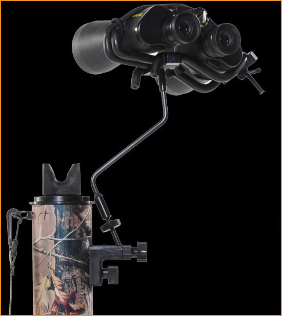 binocular and scope mount tripod shooting attachments for hunting tripod stand from bash tripod