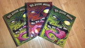 Image of Zombie Nation Sketchbooks