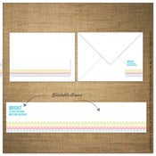 Image of Address Wraps<BR>{JoyPeaceLove}