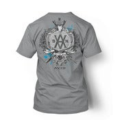 Image of Rod & Gun Club T-Shirt - Storm