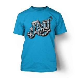 Image of AVID Havana T-Shirt - Cyan