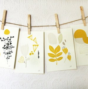 Image of Seasons Print Set 5 x 7