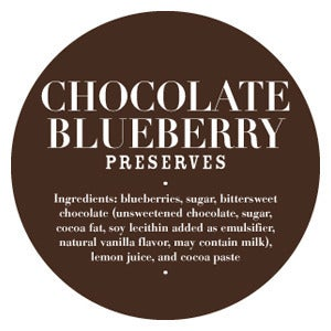 Image of Chocolate Blueberry