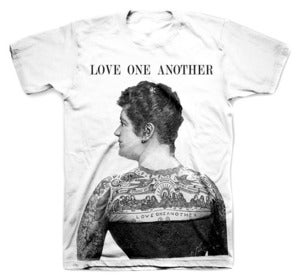 Image of LOVE ONE ANOTHER shirt