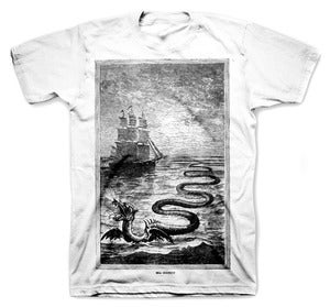 Image of SEA SERPENT tee shirt