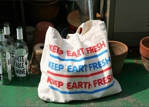 Image of Tote Bag Recycle MMMG