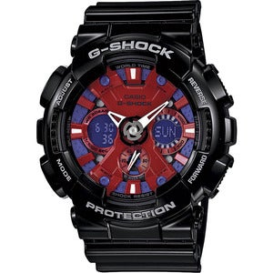 Image of Casio G-shock GA120B-1 BLACK Crazy color
