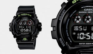 Image of Casio G-shock DW6900SN-1 BLACK SNECKER COLOR 