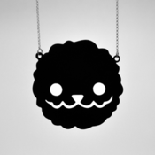 Image of Abominaball Pendant
