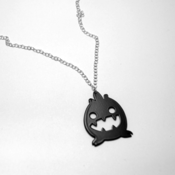 Image of Egg Monster Pendant