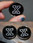 Image of Straight-Edge X Plugs