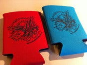 Image of Eagle Logo Beer Cozie!!!