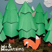 "Image of ""Me & Mountains"" CD"