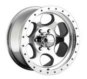 Image of 17x8 Machined Robby Gordon Signature Series Wheel