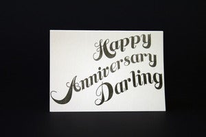 Image of Happy Anniversary Darling