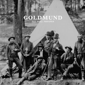 Image of Goldmund | All Will Prosper CD 