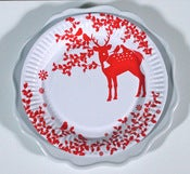 Image of 50% OFF Very Merry Holiday Plates