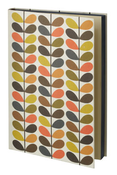 Image of Orla Kiely Multi Stem Hardcover Notebook, large