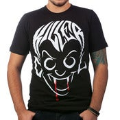 Image of Black Vamp Tee