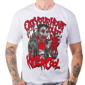 Image of Eat Your Heart Out Zombie Tee