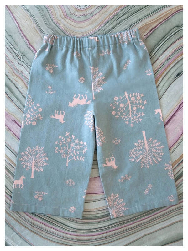 Image of Munchkin Trouser - Pink Horses
