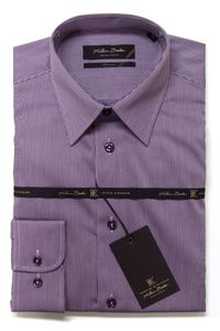 Image of KLAUSS KL7-702 PURPLE SHIRT