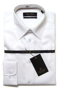 Image of KLAUSS KL7-702 WHITE SHIRT