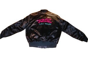 Image of Rio Las Vegas Ombre Satin Jacket