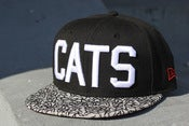 Image of elephant ONENESS CATS FITTED NEW ERA HAT