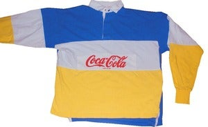 Image of Coca-Cola TriColor Rugby