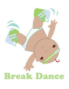Image of break  dance