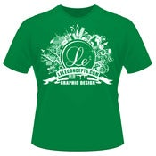 "Image of Green ""Design for Any Industry"" Tee"