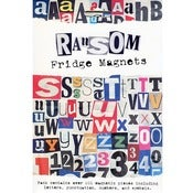 Image of RANSOM FRIDGE MAGNETS