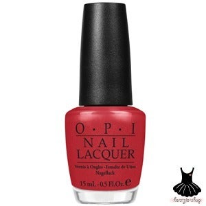 Image of OPI Nail Polish C03 Animal-istic The Muppets Reds & Neutrals Holiday 2011