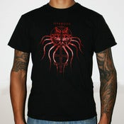 Image of TENTACULA TSHIRT RED
