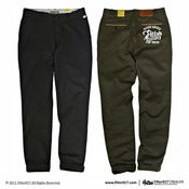 Image of FILTER017 EMBROIDERY CASUAL PANTS