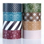 Image of Washi Tape Cuties - Chic